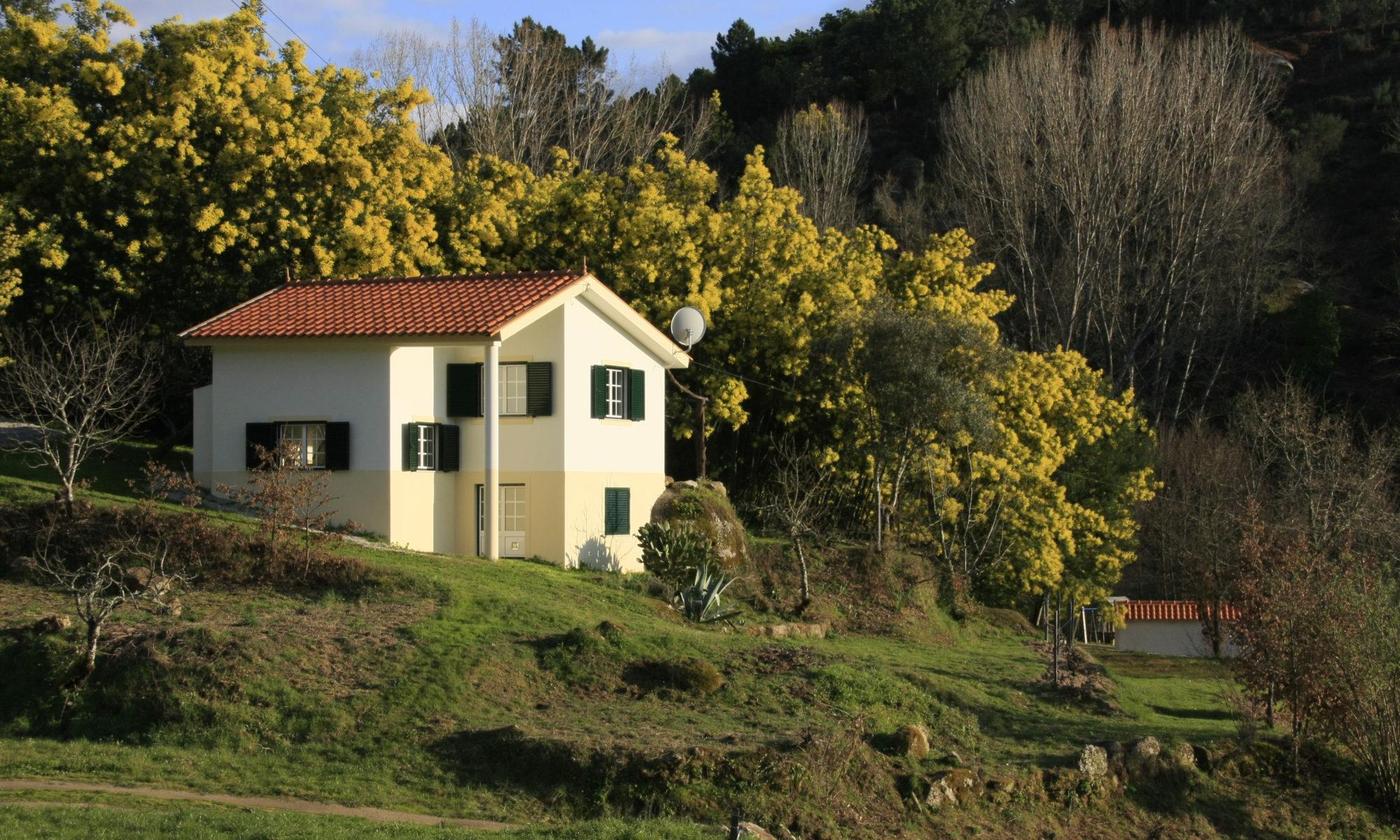 vakantiehuis Casa Retiro